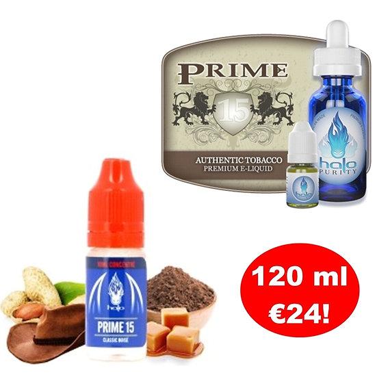 Halo Prime 15 120 ml DIY Υγρά άτμισης