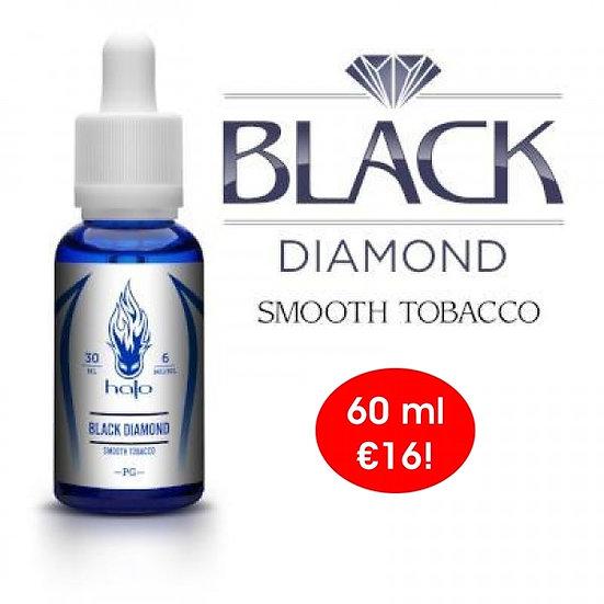 Halo Black Diamond 60 ml DIY Υγρά άτμισης