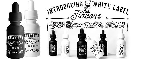 Charlie's Chalk Dust 140 ml Vape E-Liquids - Υγρά αναπλήρωσης