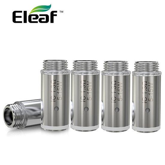 5 Eleaf IC 1.3ohm coils κεφαλές αντίστασης