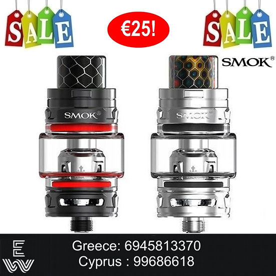 Smok TFV12 Big Baby Prince 5ml ατμοποιητής