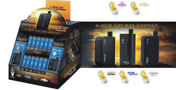 Halo Aspire Gusto Mini Kits & PodsΗλεκτρονικό τσιγάροΧονδρική Πώληση