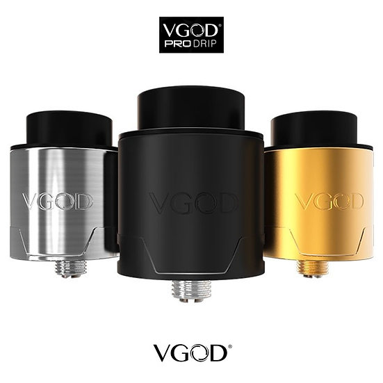 VGOD Pro Drip RDA Atomizer επισκευάσιμος ατμοποιητής