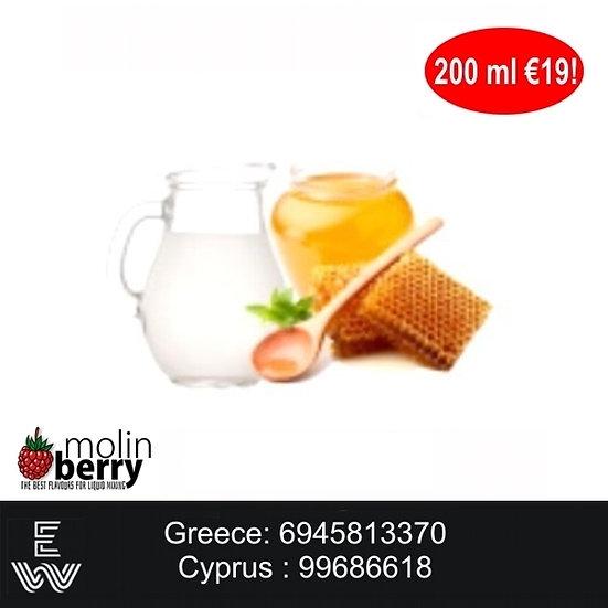200 ml Winnie Molinberry M-line DIY Υγρά άτμισης
