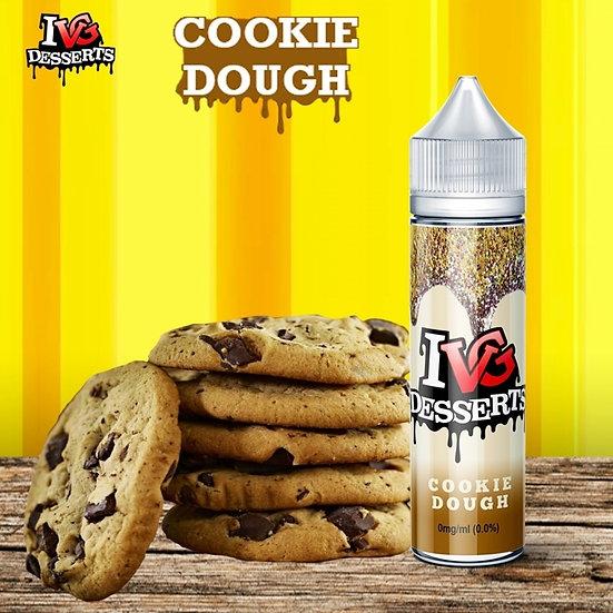 IVG Cookie Dough 60 ml Υγρά αναπλήρωσης