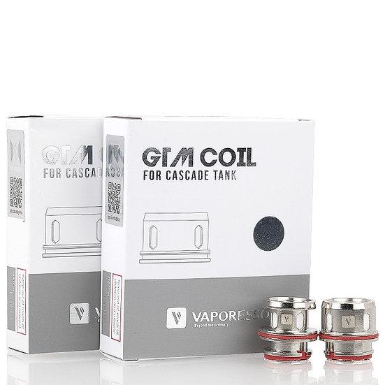3 x Vaporesso GTM EUC Coil κεφαλές αντίστασης