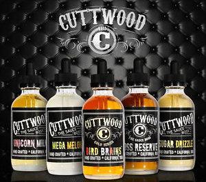Cuttwood 60 ml Vape e-juice - Υγρά αναπλήρωσης