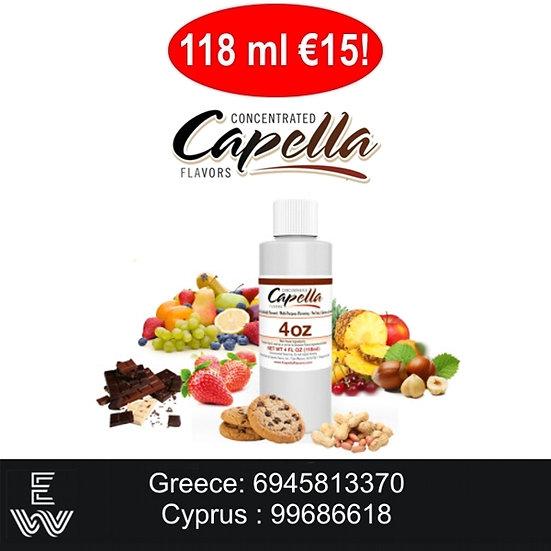 118 ml Capella Αρώματα DIY υγρων άτμισης