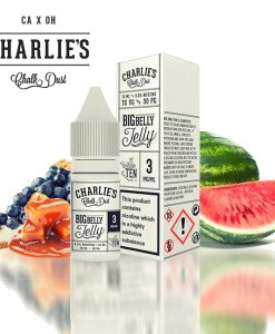 Charlie's Chalk Dust Big Belly Jelly 70 ml E-Liquids - Υγρά αναπλήρωσης