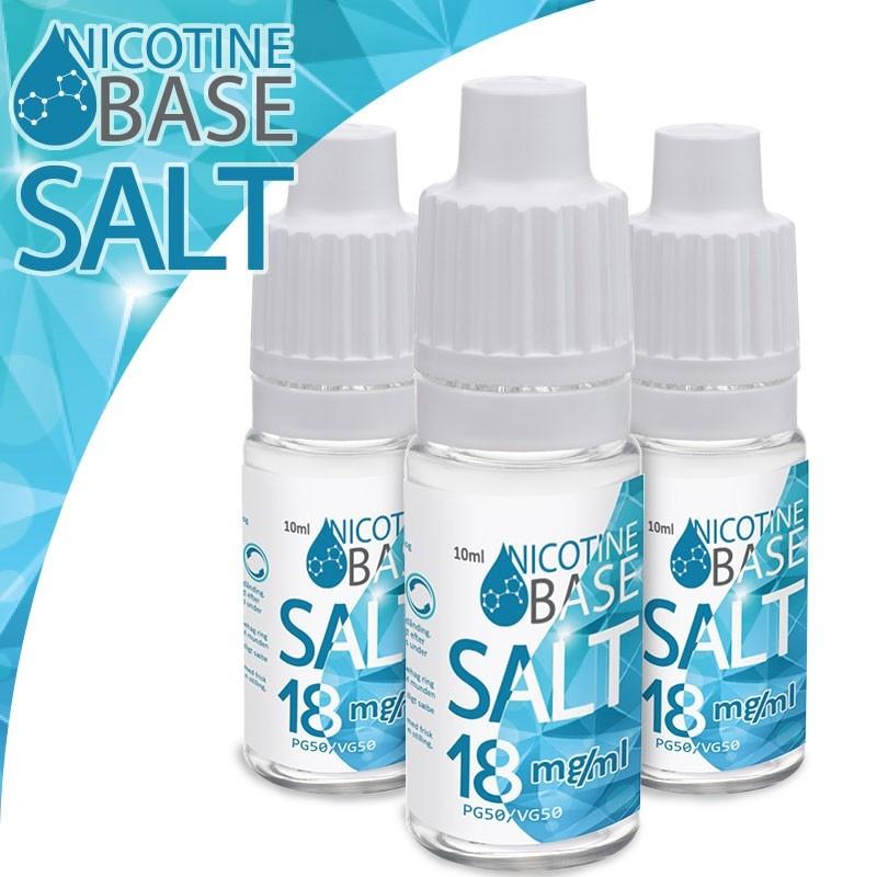 Τα υγρά αναπλήρωσης με άλατα νικοτίνης (Nicotine Salts) είναι το κύμα που συμπαρασύρει Αμερική και Ευρώπη και επιτέλους έφτασε και στην Κύπρο & Ελλάδα και την Ewsale!