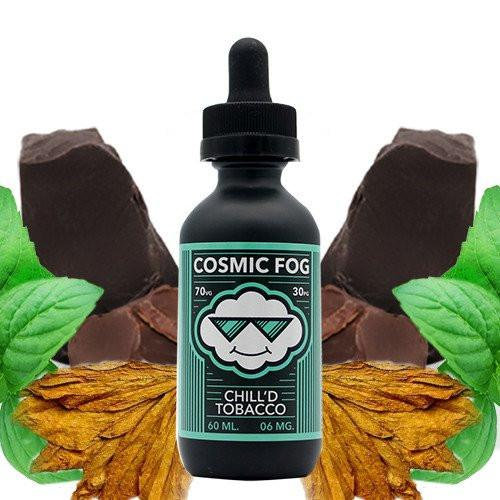 60ml Chilled Tobacco - Cosmic Fog Collection / Υγρά αναπλήρωσης