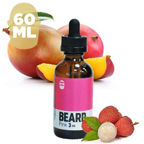 Beard Color Pink 60 ml Vape Juice - Υγρά αναπλήρωσης