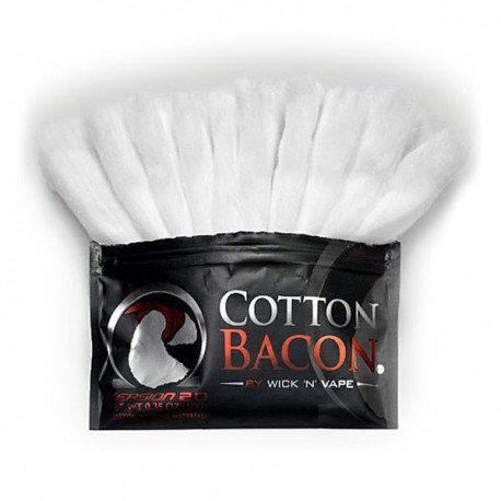 Wick N Vape Cotton Bacon V2.0 10G βαμβάκι αντίστασης ηλεκτρονικού τσιγάρου