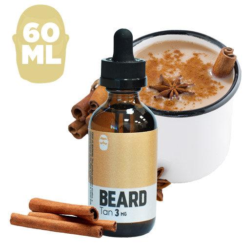 Beard Color Tan 60 ml Vape Juice - Υγρά αναπλήρωσης