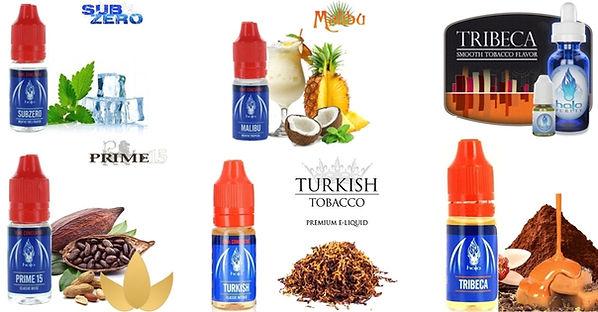 Halo DIY Vape Juice / Υγρά αναπλήρωσης, άτμισης Ελλάδα, Κύπρο