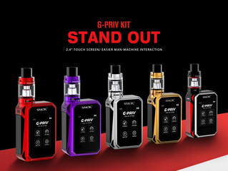 Smok (Smoktech) electronic cigarettes/Ηλεκτρονικά Τσιγάρα