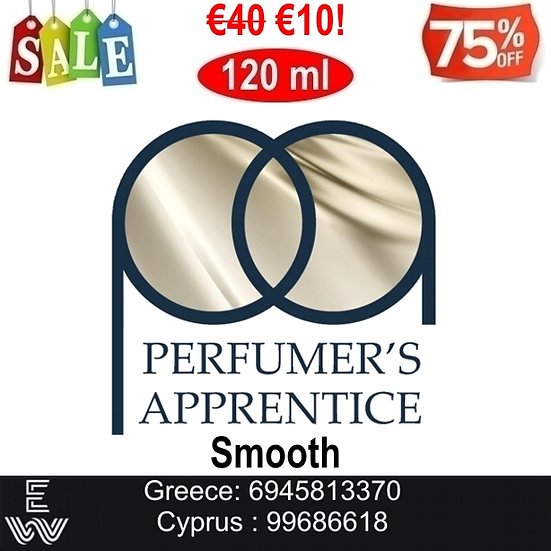 120 ml TPA Smooth Αρώμα DIY υγρων αναπληρωσης