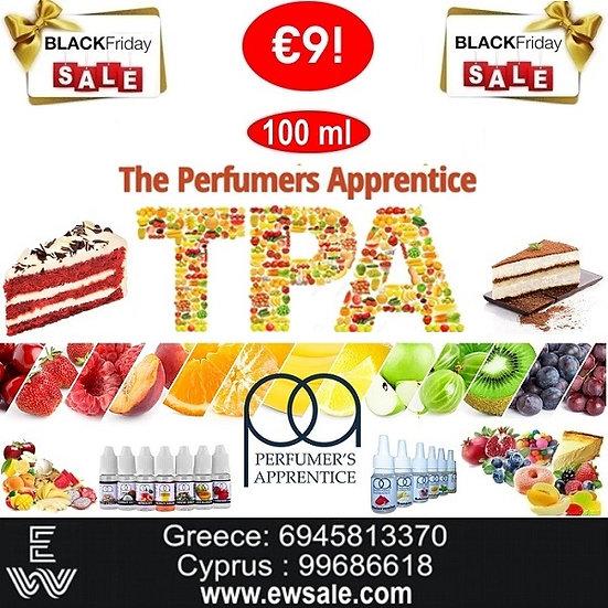 100 ml TPA  Γλυκές Γεύσεις Αρώματα DIY υγρων αναπληρωσης