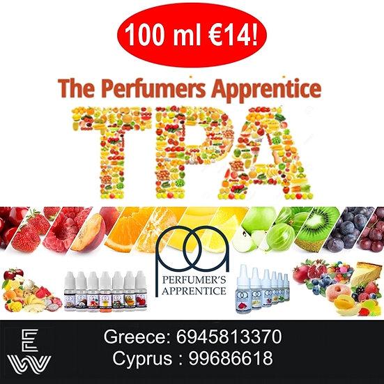 100 ml TPA Perfumer's Apprentice Αρώματα DIY υγρων αναπληρωσης