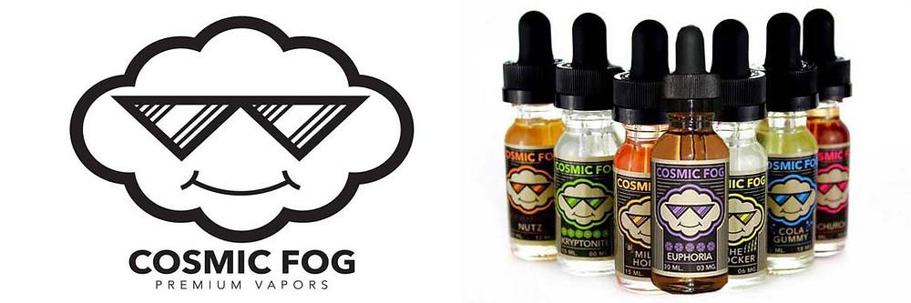 Cosmic Fog Vape Juice