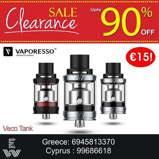Vaporesso VECO Tank Ατμοποιητές ηλεκτρονικού τσιγάρου