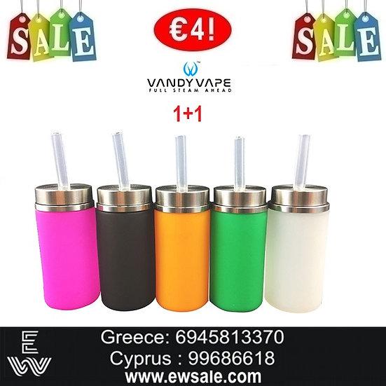 1+1 Vandy Vape Pulse BF Squonk 8ml Bottle - Ανταλλακτικό μπουκαλάκι
