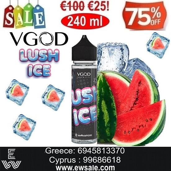 240 ml VGOD  Lush Ice DIY Υγρά Αναπλήρωσης