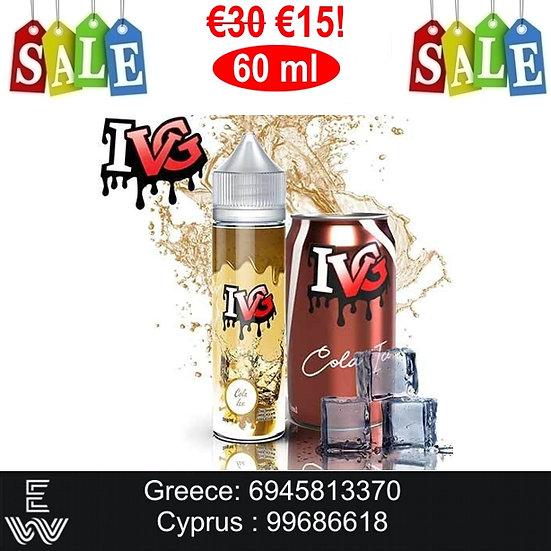 IVG Cola Ice 60 ml Υγρά αναπλήρωσης