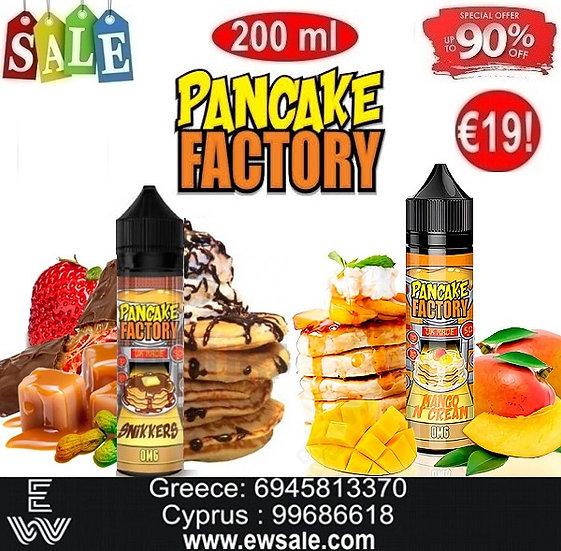 200 Pancake Factory DIY Υγρά αναπλήρωσης