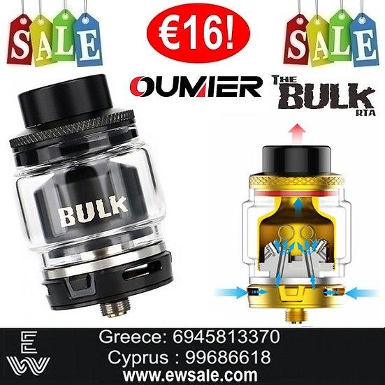 Oumier Bulk RTA Επισκευάσιμος ατμοποιητής ηλεκτρονικού τσιγάρου