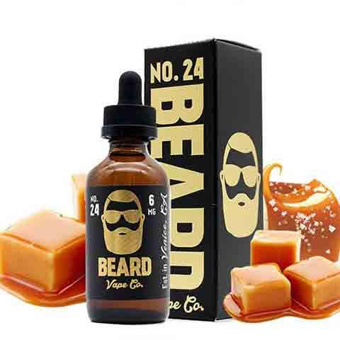 Beard N24 60 ml Vape Juice - Υγρά αναπλήρωσης
