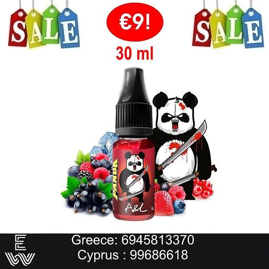 30 ml Bloody Panda Αρώματα υγρων αναπληρωσης
