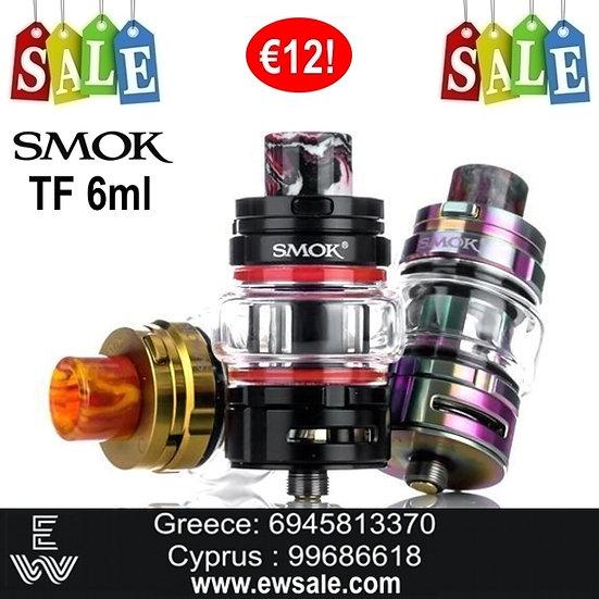 Smok TF 6ml tank Ατμοποιητές ηλεκτρονικού τσιγάρου