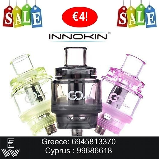 Innokin GoMax Tank disposable ατμοποιητής μιας χρήσης 5.5 ml