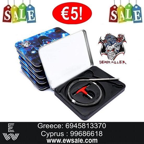 Demon Killer Flame WireSS316L Kit για επισκευάσιμους ατμοποιητές