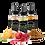Thumbnail: 100 ml Δημοφιλή Υγρά άτμισης / E-Liquids + Ηλεκτρονικό τσιγάρο