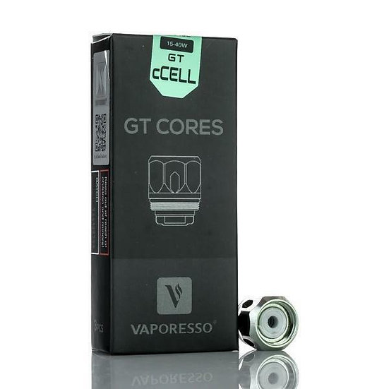 3 x Vaporesso coil GT cCell for Cascade Baby - 0.5ohm κεφαλές αντίστασης