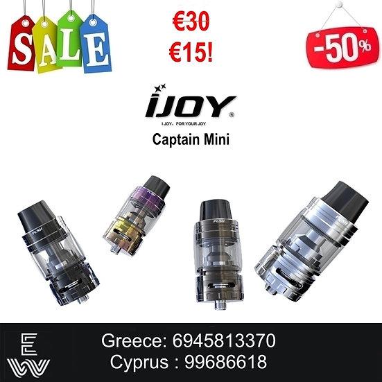 iJoy Captain Mini Ατμοποιητές