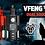Thumbnail: SnowWolf VFENG Squonk 120W TC Kit Ηλεκτρονικά Τσιγάρα + 100 ml Υγρά άτμισης
