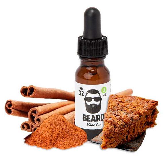 Beard N32 60 ml Vape Juice - Υγρά αναπλήρωσης