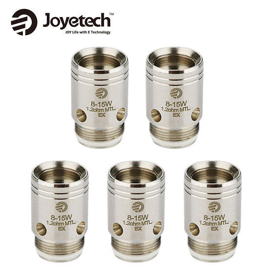 5 Joyetech  EX Exceed Ανταλλακτικές κεφαλές αντιστάσεις