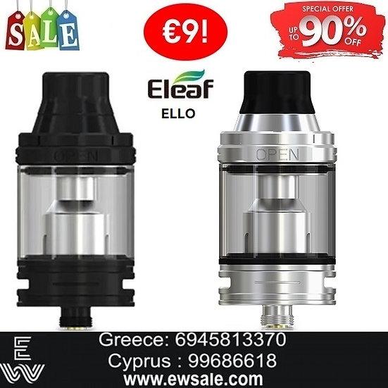 Eleaf ELLO tankΑτμοποιητές ηλεκτρονικού τσιγάρου