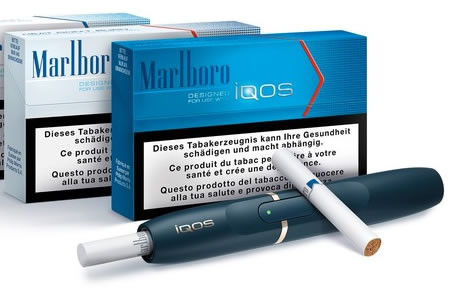 iQOS Marlboro & Parliament brands Cyprus Greece