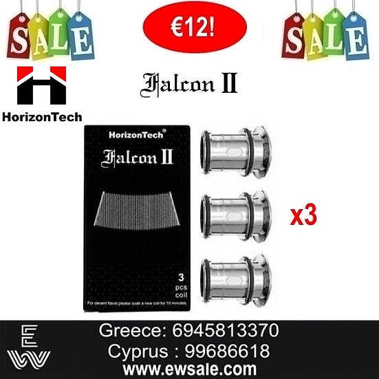 3 x HorizonTech Falcon II Ανταλλακτικές κεφαλές (αντιστάσεις)