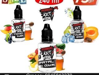 240 ml Poison Art υγρά μόνο €19!