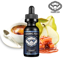 COSMIC FOG Sonset 60 ml Vape E-Juice - Υγρά αναπλήρωσης