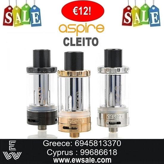ASPIRE Cleito ατμοποιητής ηλεκτρονικού τσιγάρου