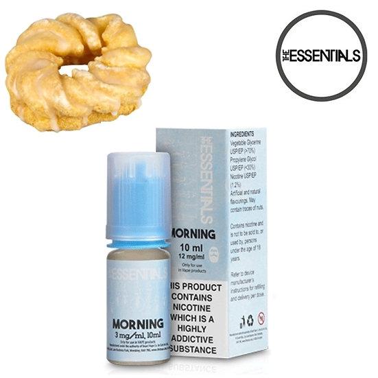 Morning - The Essentials by Beard Vape Co 60 ml - Υγρά αναπλήρωσης