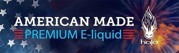 Grossiste Halo e-cigarette E-liquides