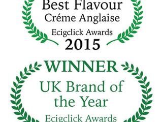 The best E-liquid 2015-16 / Τα καλύτερα υγρά αναπλήρωσης 2015-16.